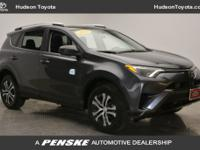 2016 Toyota RAV4 LE, ROAD TRIP READY!TOYOTA CERTIFIED,