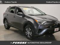 2016 Toyota RAV4 LEClean CARFAX. CARFAX One-Owner.