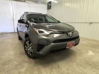 Magnetic Gray Metallic 2016 Toyota RAV4 LE FWD 6-Speed