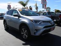 XLE trim. Toyota Certified, CARFAX 1-Owner, Extra