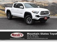 Come see this 2016 Toyota Tacoma SR. Its Automatic