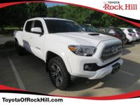We are excited to offer this 2016 Toyota Tacoma. Handle