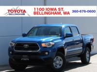 CERTIFIED * 4X4 * AUTOMATIC * SR5 PACKAGE * DOUBLE CAB