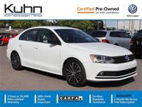 **SUPER LOW MILES!!**, **VW CERTIFIED**, **1-OWNER 2016