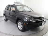 This Volkswagen Tiguan is Certified Preowned! PRICED TO