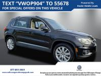 Used 2016 Volkswagen Tiguan SEL. CARFAX One-Owner.