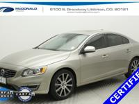 2016 VOLVO S60 T5 INSCRIPTION! BLIS! Climate Package!