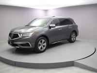 2017 Acura MDX 3.5L MOONROOF, PASSED INSPECTION, *BACK