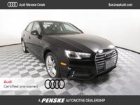 7-Speed Automatic S tronic, quattro, Audi Advanced Key,