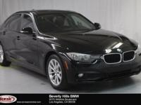 This Certified Pre-Owned 2017 BMW 320i is a One Owner