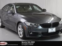 This Certified Pre-Owned 2017 BMW 430i is a One Owner