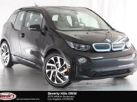 This Certified Pre-Owned 2017 BMW i3 94 Ah is a One