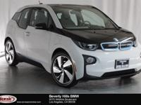 This Certified Pre-Owned 2017 BMW i3 94 Ah Range