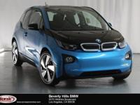 This Certified Pre-Owned 2017 BMW i3 Ah Range Extender
