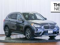 Here is a fresh lease return 2017 BMW X1 xDrive28i in