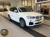 Dealer Certified Pre-Owned. This BMW X3 boasts a