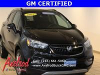 ** GM CERTIFIED **BUICK ENCORE, ECOTEC 1.4L I4 SMPI