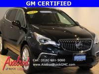 ** GM CERTIFIED **BUICK ENVISION PREMIUM I GROUP, AWD,