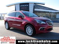 SALE! PRICE REDUCED.Certified. Chili Red 2017 Buick