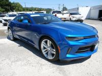 This is a one owner, clean Carfax , GM Certified Camaro