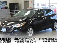 GM CERTIFIED!! HATCHBACK WITH ONLY 26K MILES!!