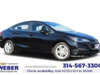 2017 Chevrolet Cruze LT **ANOTHER WEBER 1-OWNER