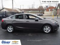 CARFAX One-Owner. Clean CARFAX. 30/40 City/Highway MPG