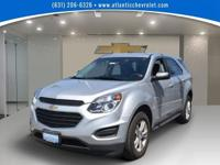 Take a look at this Silver Ice Metallic 2017 Chevrolet