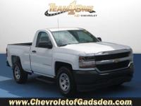 Recent Arrival! GM CERTIFIED, 6-Speed Automatic