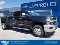 PRICED TO MOVE! This Silverado 3500HD is $3,700 below