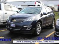 Recent Arrival! 2017 Chevrolet Traverse LT **ANOTHER