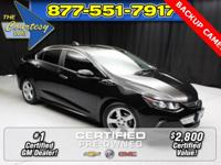 Certified. GM Certified, On Star Equipped, Great MPG,