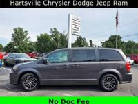 2017 Dodge Grand Caravan GT Nav, Leather, and ready for