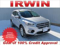 4WD! FORD CERTIFIED! LOW MILES! COLD WEATHER PACKAGE!