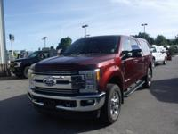2017 Ford F-350SD Lariat 4WD.Priced below KBB Fair