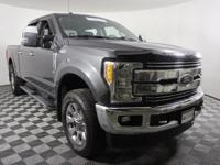 Check out this gently-used 2017 Ford Super Duty F-350