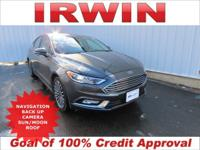 AWD! FORD CERTIFIED! LOW MILES! LUXURY PACKAGE!