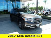 CARFAX One-Owner. Clean CARFAX. Certified. 2017 GMC