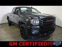 2017 GMC Sierra 1500 has passed our detailed inspection