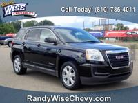 2017 Terrain SLE Clean CARFAX - AWD, Back-Up Camera,