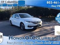2017 Honda Accord EX Certified. Certification Program