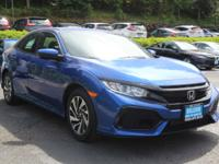 Look at this certified 2017 Honda Civic Hatchback LX.