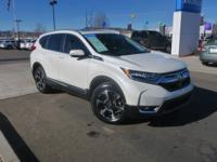 CARFAX One-Owner. Clean CARFAX. Certified. 2017 Honda