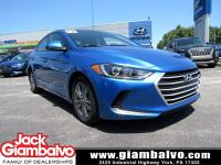 2017 HYUNDAI ELANTRA SE ...... ONE LOCAL OWNER ......