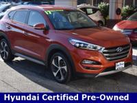 HYUNDAI CERTIFIED, **Heated Seats**, **Rear Back-Up