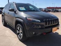 CARFAX 1-Owner, Jeep Certified, GREAT MILES 20,923!