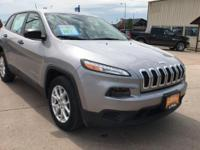 CARFAX 1-Owner, Jeep Certified, GREAT MILES 19,112!