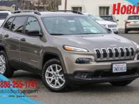 LOW MILEAGE!! Gas Saver, Jeep Factory Certified, CARFAX