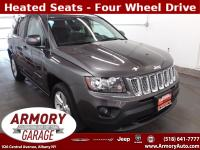 2017 JEEP COMPASS LATITUDE 4X4 .. REMOTE START ..
