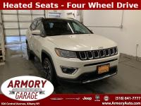 2017 JEEP COMPASS LIMITED . NEW BODY STYLE . SHARP .ONE